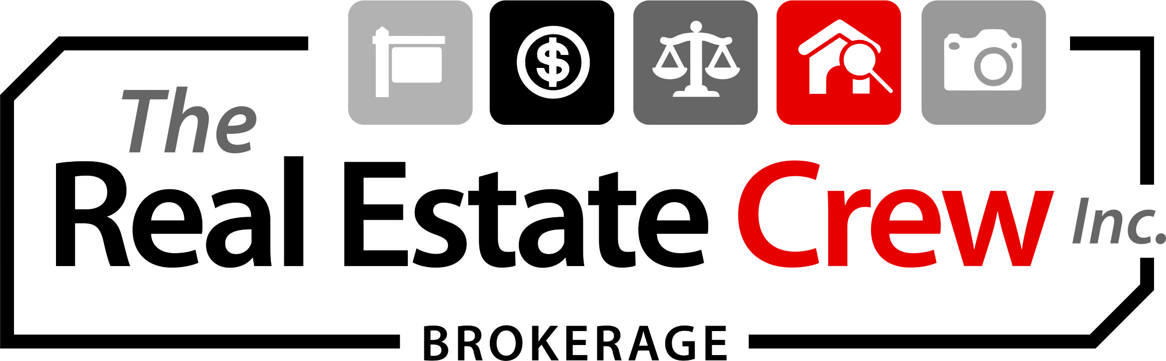 THE REAL ESTATE CREW INC. Brokerage*